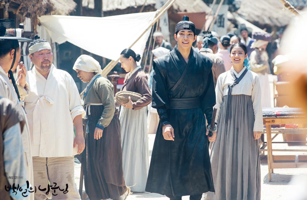 「100日の郎君様」ナム・ジヒョンとキム・ジェヨン