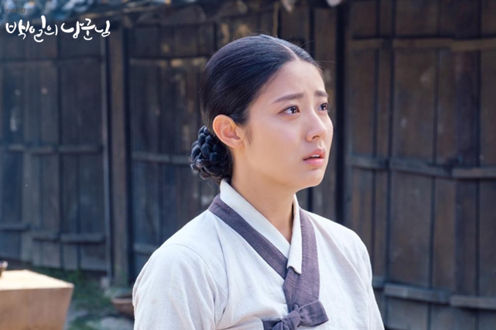 100日の郎君様 ホンシム役ナム・ジヒョン