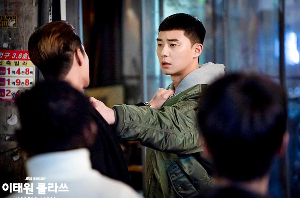 「梨泰院クラス」グンウォン役アン・ボヒョン