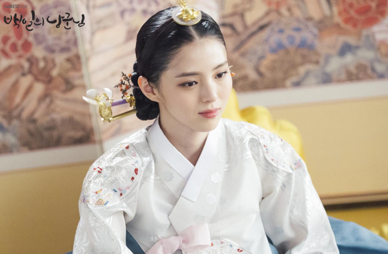 「100日の郎君様」世子嬪役ハン・ソヒ