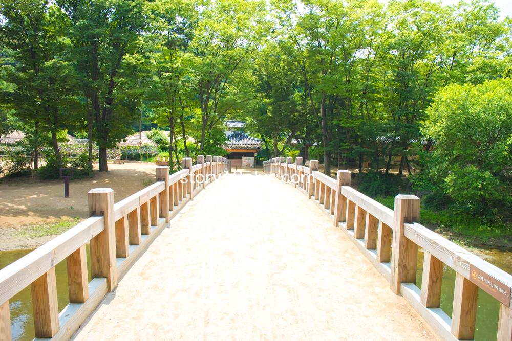 韓国民俗村ロケ地